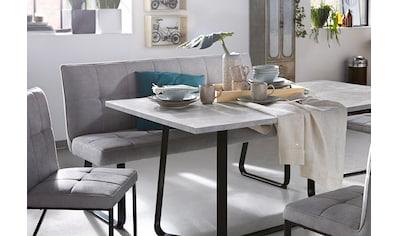 Homexperts Polsterbank, Breite 140 oder 160 cm kaufen