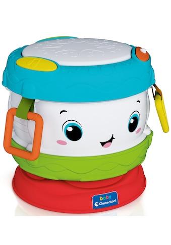 Clementoni® Spielzeug-Musikinstrument »Clementoni Baby - Baby Trommel«, mit Licht und... kaufen