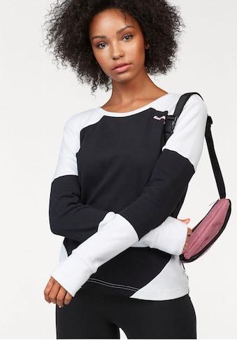 KangaROOS Sweatshirt, im modischen Color-Blocking kaufen