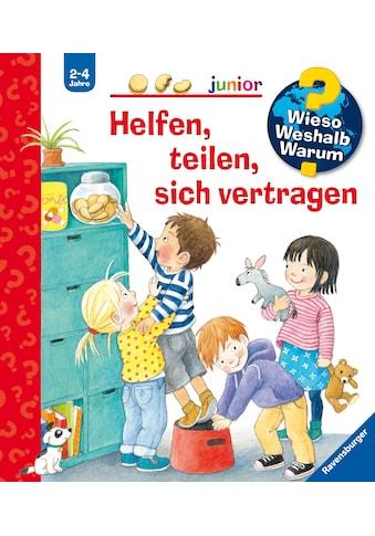 Buch »Helfen, teilen, sich vertragen / Doris Rübel« kaufen