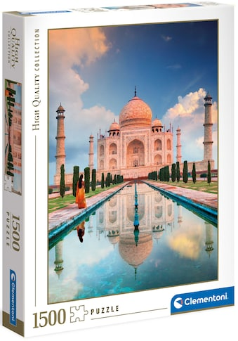 Clementoni® Puzzle »High Quality Collection - Taj Mahal«, Made in Europe, FSC® -... kaufen