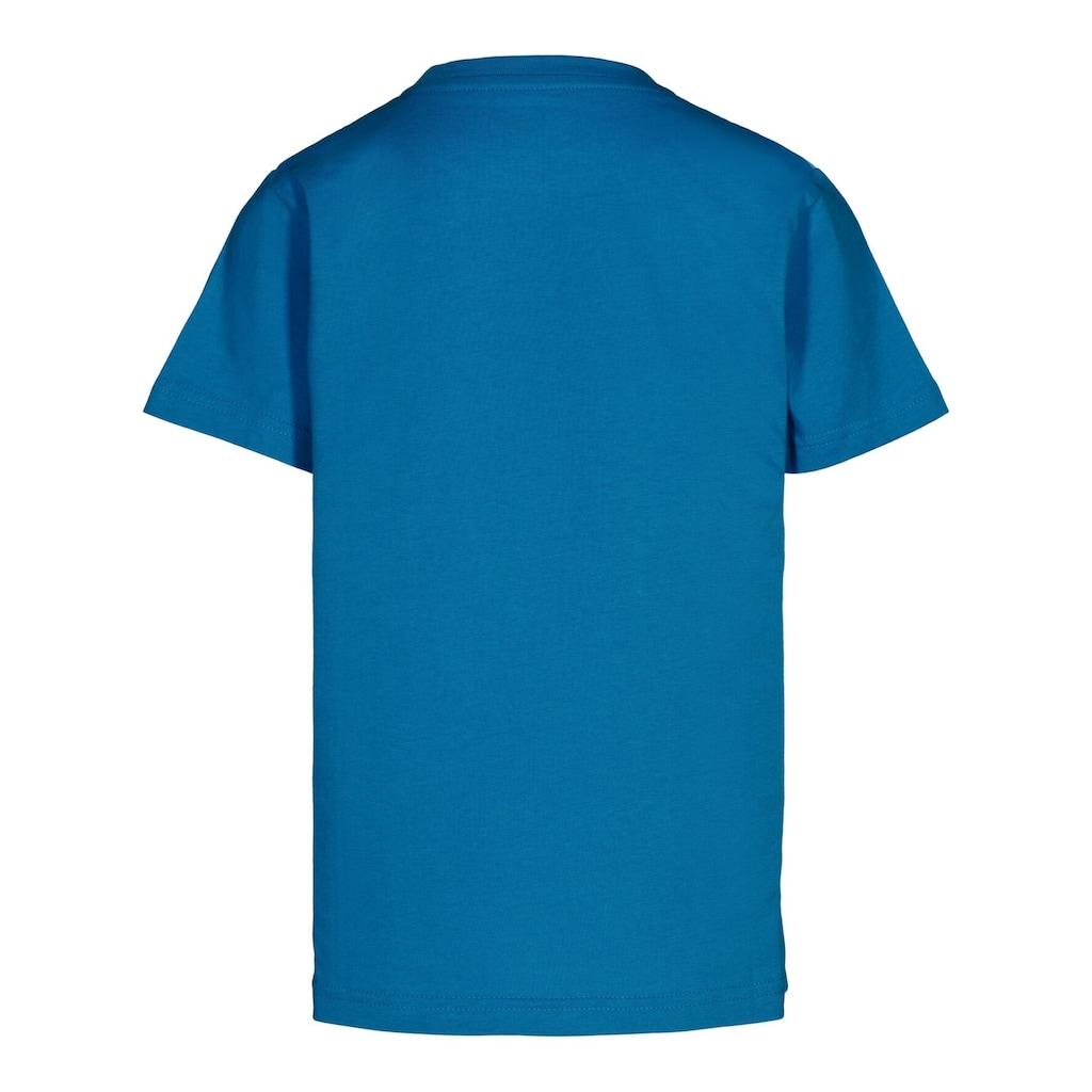 """LEGO® Wear Kurzarmshirt »CM-51315«, """"mit Batzeichen aus LEGO Steinen """"Gotham City"""""""""""