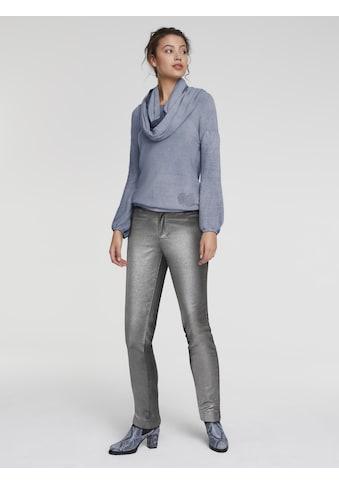 Pullover mit Schal kaufen