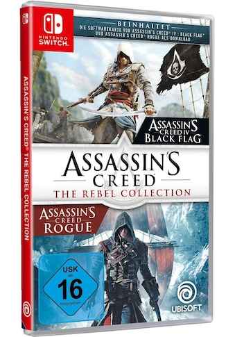 UBISOFT Spiel »Assassin's Creed The Rebel Collection«, Nintendo Switch kaufen