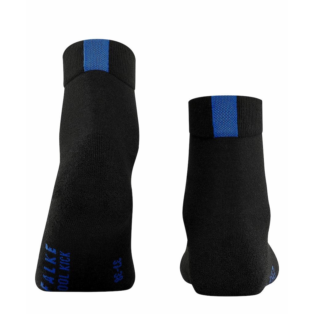 FALKE Socken »Cool Kick«, (1 Paar), mit ultraleichter Polsterung