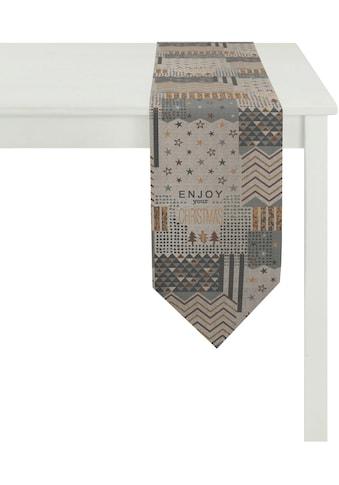 Tischband, »5200 Christmas Elegance«, APELT (1 - tlg.) kaufen