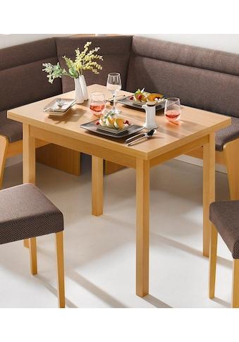 SCHÖSSWENDER Esstisch »Baden«, zeitloses Design kaufen