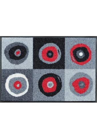 wash+dry by Kleen-Tex Fußmatte »Sergej«, rechteckig, 7 mm Höhe, In- und Outdoor... kaufen