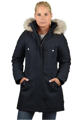 Vero Moda Parka »Patrice«, Winterjacke mit abnehmbarem Kunstfellkragen kaufen