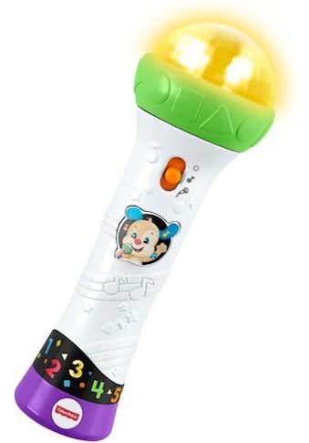 Fisher-Price® Lernspielzeug »Mikrofon« kaufen