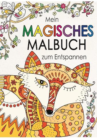 Buch Mein magisches Malbuch zum Entspannen / Felicity French kaufen