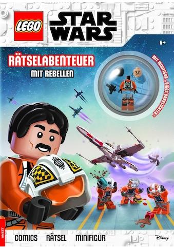 Buch LEGO Star Wars(TM)  -  Rätselabenteuer mit Rebellen / DIVERSE kaufen