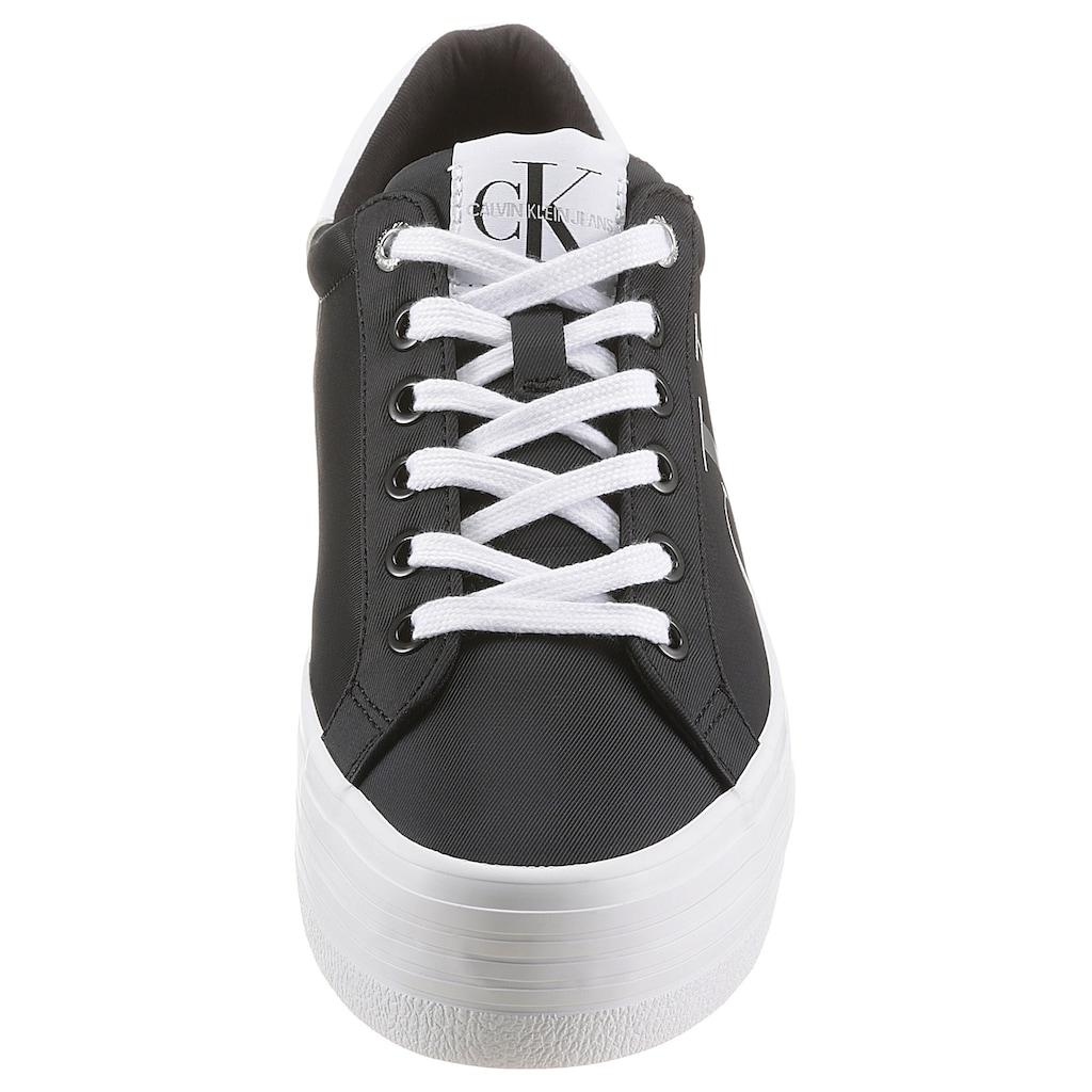Calvin Klein Plateausneaker »SHIVARY«, mit CK Logo Print