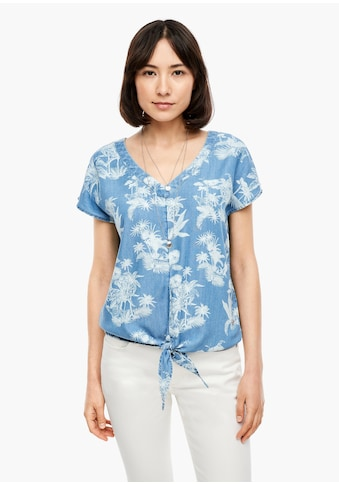 s.Oliver Jeansbluse kaufen