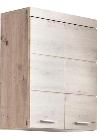 trendteam Hängeschrank »Amanda«, Breite 73 cm, Badezimmerschrank mit verstellbare... kaufen
