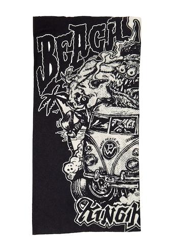 KingKerosin Multifunktionstuch »Beach dudes«, aus Coolmax mit Monster-Print kaufen