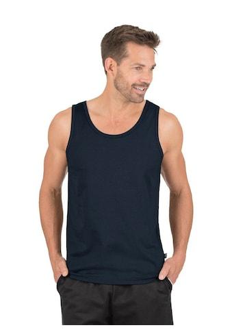 Trigema Trägershirt aus 100% Baumwolle kaufen