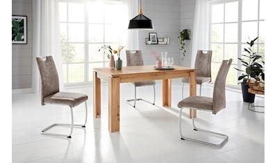 HELA Essgruppe, (Set, 5 tlg.), Tisch ausziehbar 140-180 cm kaufen