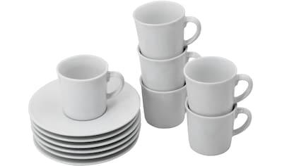 Retsch Arzberg Espressotasse »Alice«, (Set, 12 tlg.), Porzellan kaufen