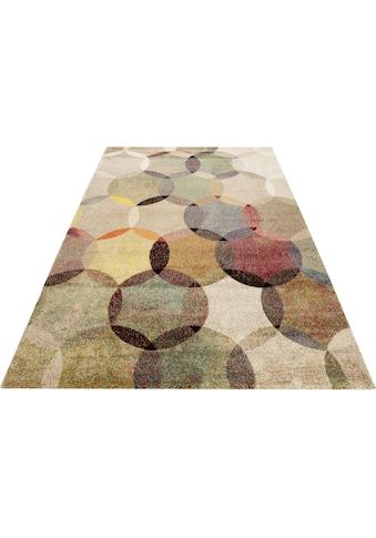 Esprit Teppich »Modernina«, rechteckig, 13 mm Höhe, Kurzflor in moderem Design, Wohnzimmer kaufen