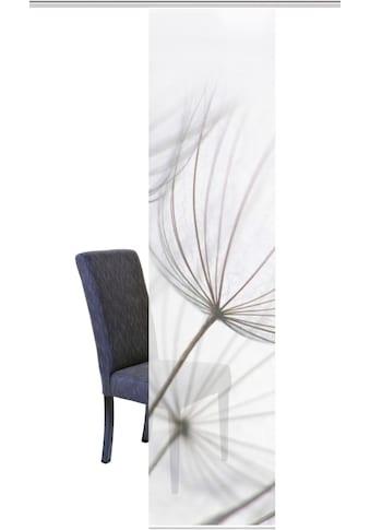 Vision S Schiebegardine »STRELIA mitte«, HxB: 260x60, Schiebevorhang Bambus-Optik... kaufen