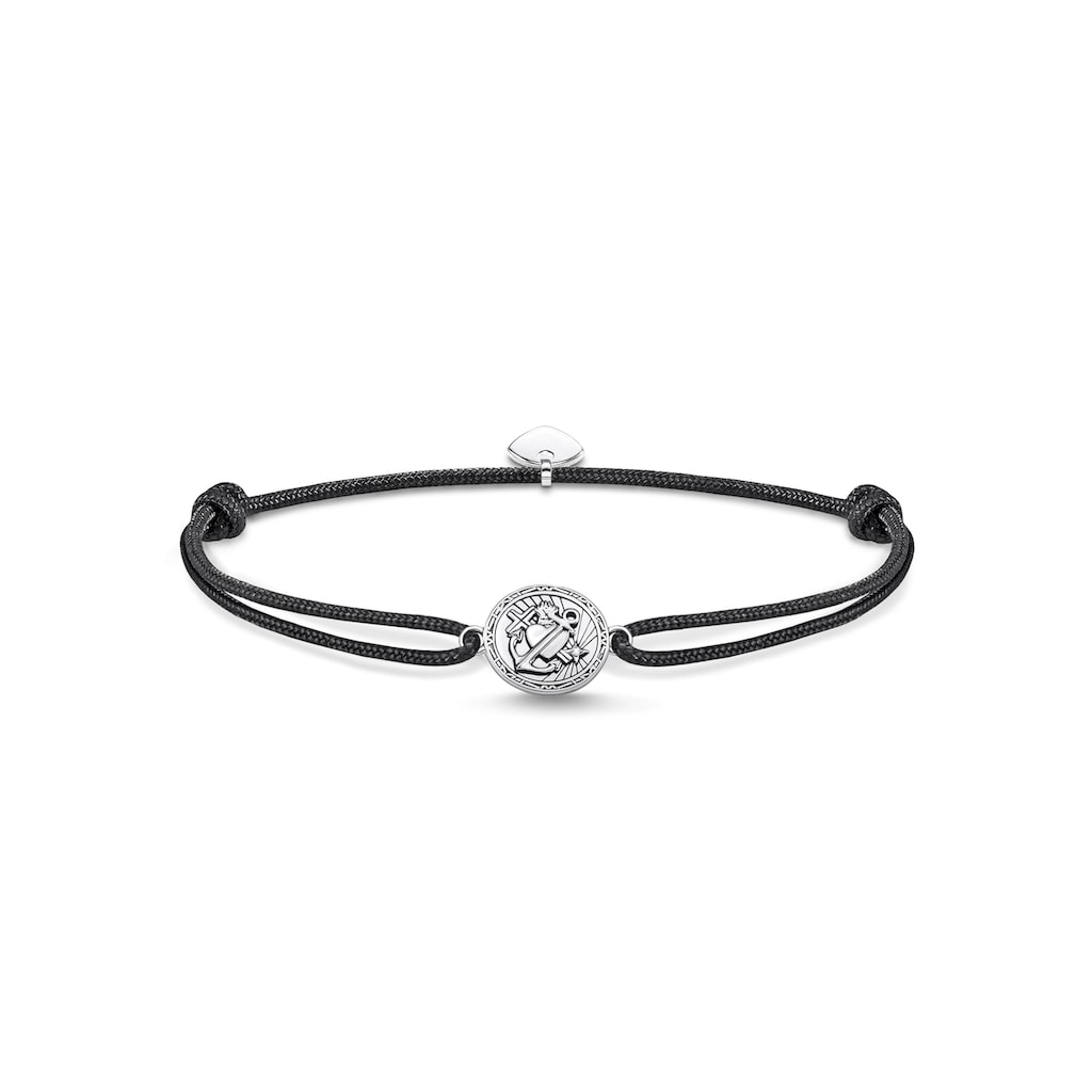 THOMAS SABO Armband »Little Secret Glaube, Liebe, Hoffnung, LS086-889-11-L22v«, mit Zirkonia