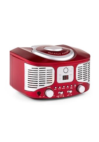 Auna Retro-CD-Player UKW AUX kaufen