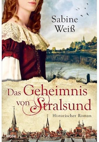 Buch Das Geheimnis von Stralsund / Sabine Weiß, Markus Weber kaufen