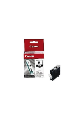 Canon Tintenpatrone »BCI - 6BK« kaufen