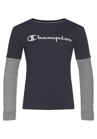 Champion Langarmshirt »Long Sleeve Crewneck T-Shirt« kaufen