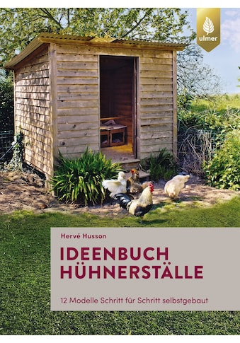 Buch »Ideenbuch Hühnerställe / Hervé Husson« kaufen