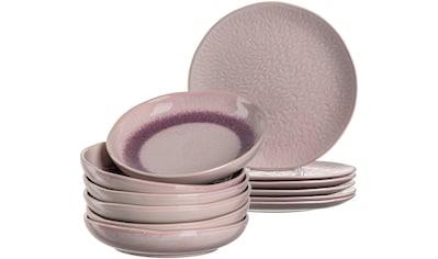 "LEONARDO Tafelservice ""Matera"" (12 - tlg.), Keramik kaufen"