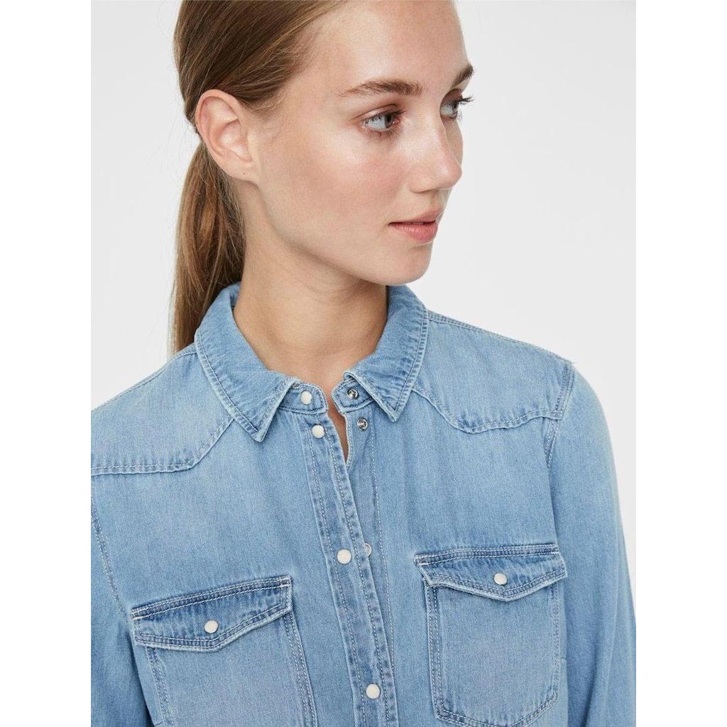 Vero Moda Jeansbluse »VMMARIA«