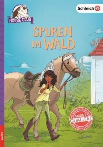 Buch SCHLEICH Horse Club  -  Spuren im Wald / DIVERSE kaufen