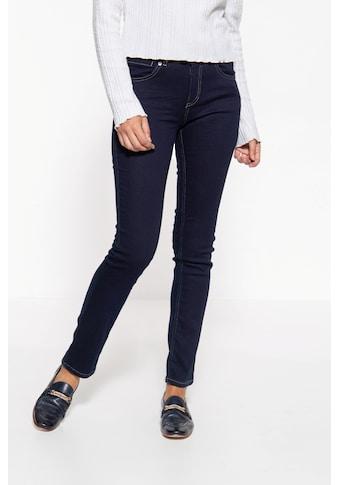 ATT Jeans 5-Pocket-Jeans »Chloe«, mit kontrastierenden Absteppungen kaufen