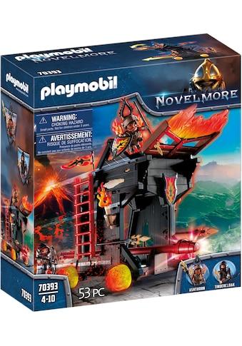 "Playmobil® Konstruktions - Spielset ""Burnham Raiders Feuerrammbock (70393), Novelmore"", Kunststoff kaufen"