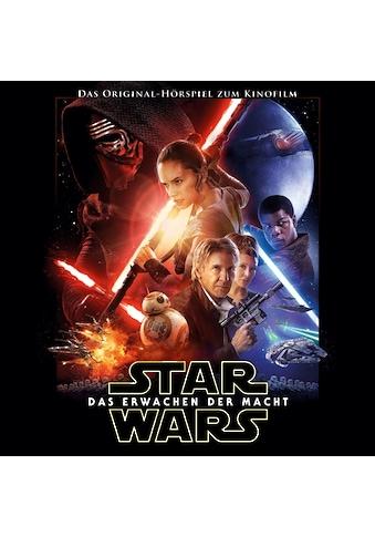 Musik-CD »STAR WARS: DAS ERWACHEN DER MACHT (FILMHOERSPIEL) / Star Wars« kaufen