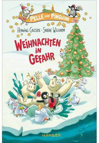 Buch »Pelle und Pinguine - Weihnachten in Gefahr / Henning Callsen, Sabine Wilharm« kaufen