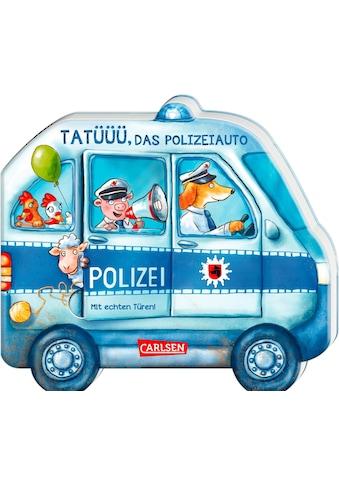 Buch »Mein kleiner Fahrzeugspaß: Tatüüü, das Polizeiauto - ab 18 Monaten / Sandra Grimm, Anna Karina Birkenstock« kaufen