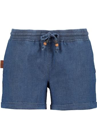 Alife & Kickin Shorts »JaneAK«, kurze Hose in hochwertiger Denim-Elasthan-Stretchqualität kaufen