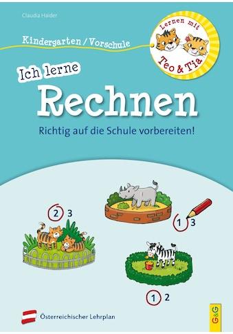 Buch »Lernen mit Teo und Tia - Ich lerne Rechnen - Kindergarten/Vorschule / Claudia... kaufen