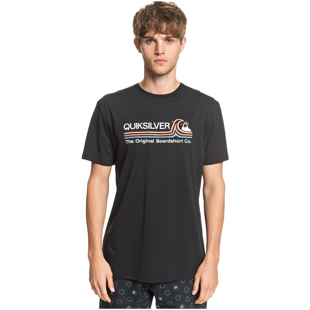 Quiksilver T-Shirt »Stone Cold Classic«