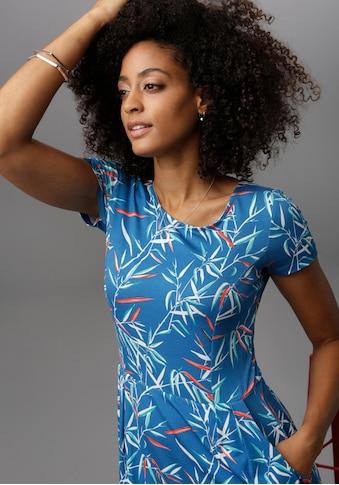 Aniston SELECTED Sommerkleid, mit 2 Eingrifftaschen kaufen