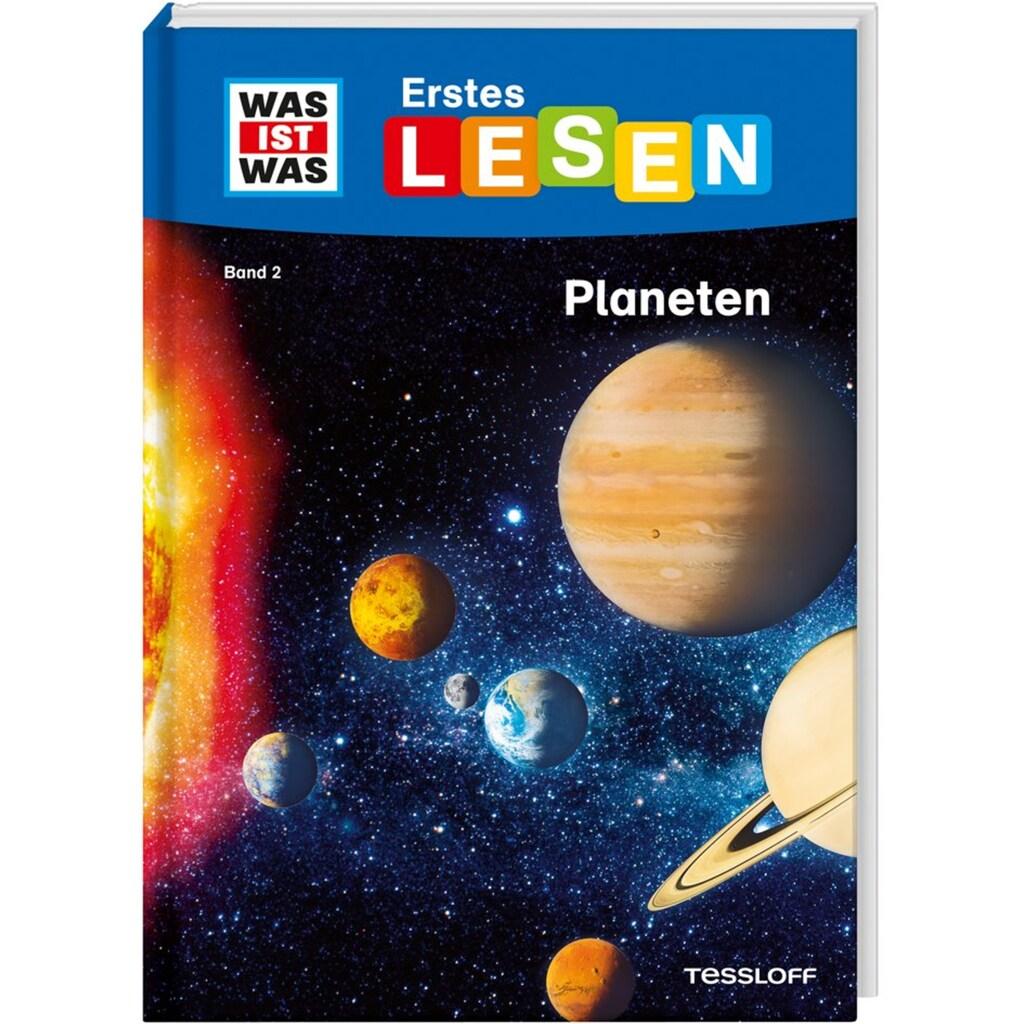 Buch »WAS IST WAS Erstes Lesen Band 2. Planeten / Christina Braun, Marie Gerstner«