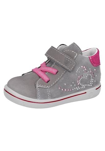 PEPINO by RICOSTA Sneaker »Lilo WMS-Weite: mittel«, mit Glitzersteinchen kaufen