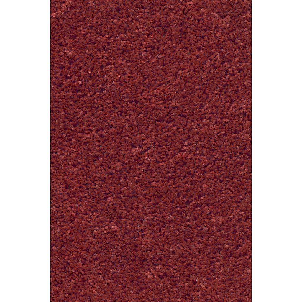 Andiamo Teppichboden »Trondheim«, rechteckig, 14 mm Höhe, Meterware, Breite 400 cm, uni, schallschluckend
