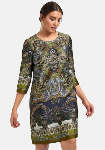 Emilia Lay Abendkleid »mit Allover-Muster«, und Reißverschluss kaufen