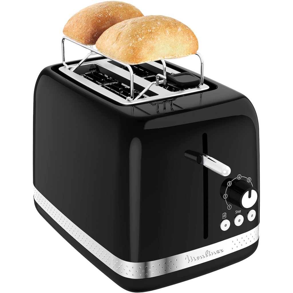 Moulinex Toaster »LT3018 Soleil«, 2 lange Schlitze, 850 W