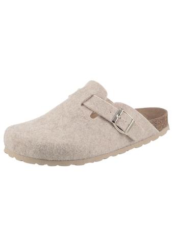 CITY WALK Pantoffel, mit vorgeformtem Fußbett kaufen