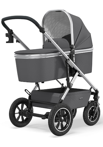 Moon Kombi-Kinderwagen »Nuova Air«, 22 kg, ; Kinderwagen kaufen